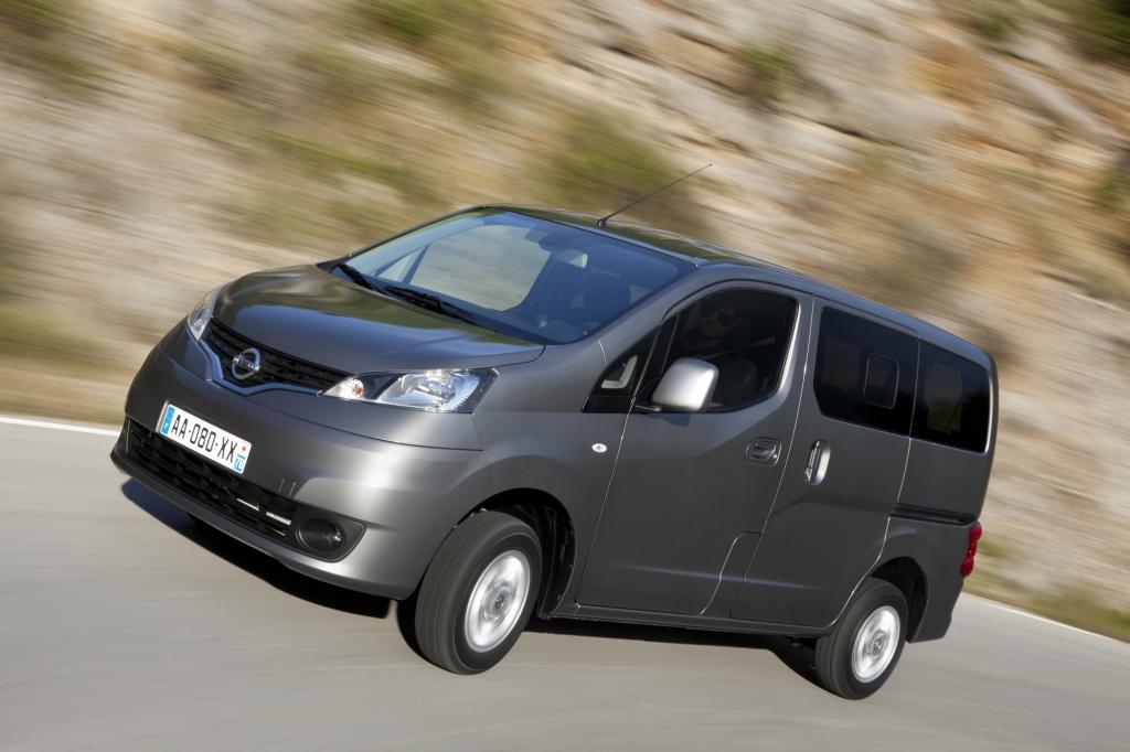 Nissans Evalia ist ein günstiges und praktisches Familienauto