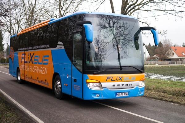 Nutzung der Bahn-Alternative - Viele Fernbus-Fans kommen aus Berlin