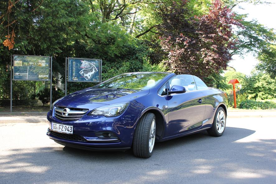 Opel Cascada: Schicker Oben-ohne-Flitzer mit Power