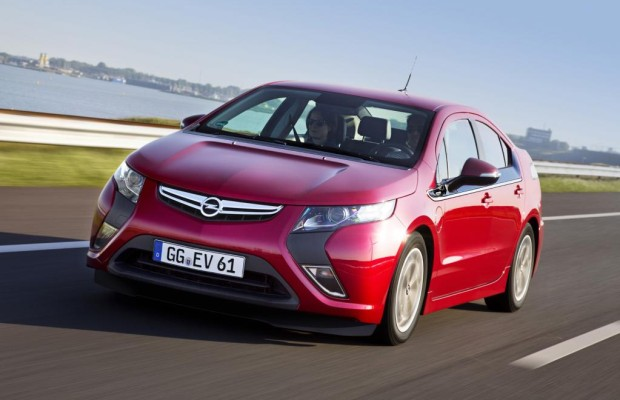 Opel-Chef: Kein Nachfolger für den Ampera