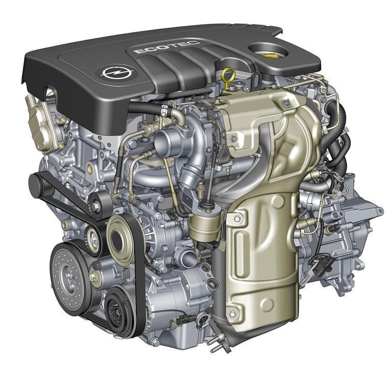 Opel: Neue Motoren schaffen neuen Schub