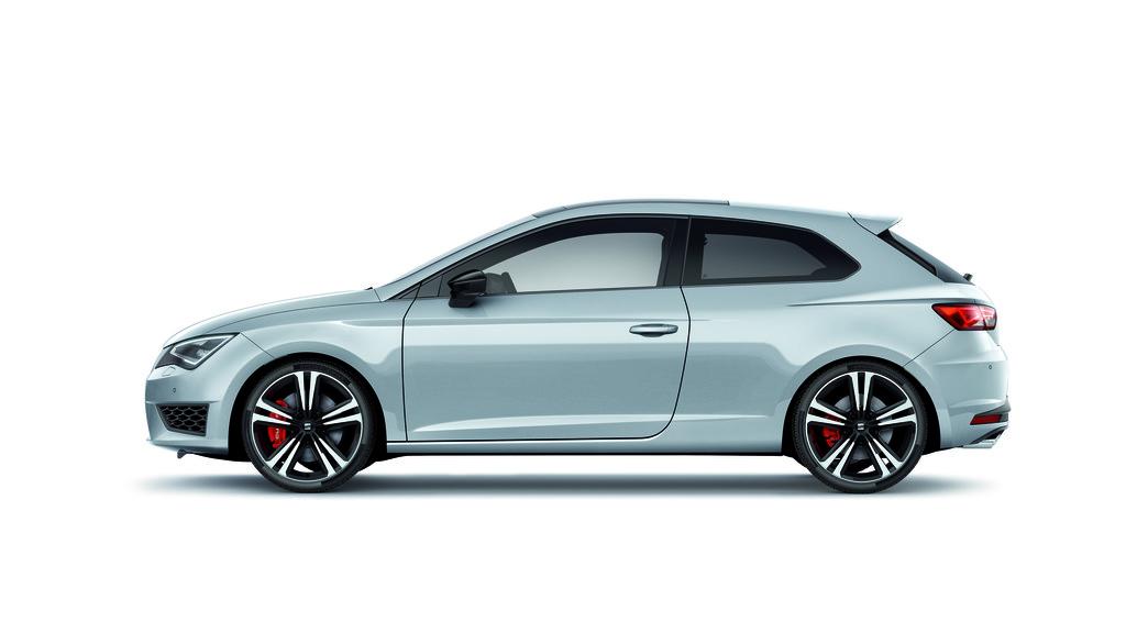 Performance-Paket für Seat Leon Cupra 280 bestellbar