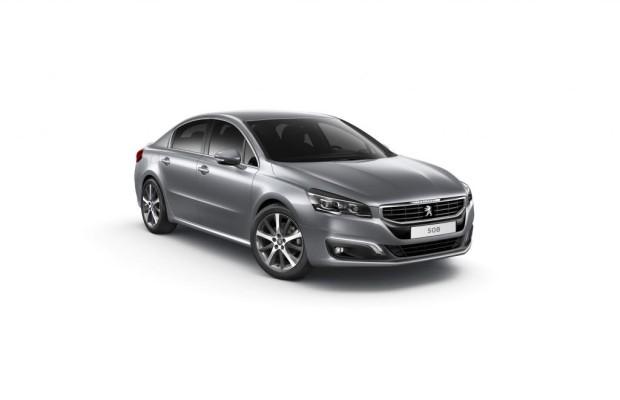 Peugeot 508 - Leichtes Lifting, leichter Preisanstieg