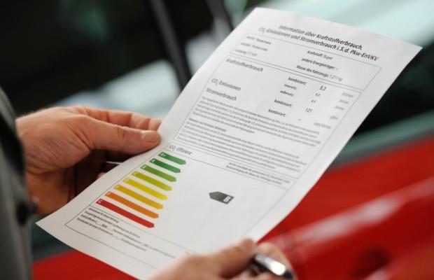 Pkw-Label  - Jedes zweite Fahrzeug ist B oder besser