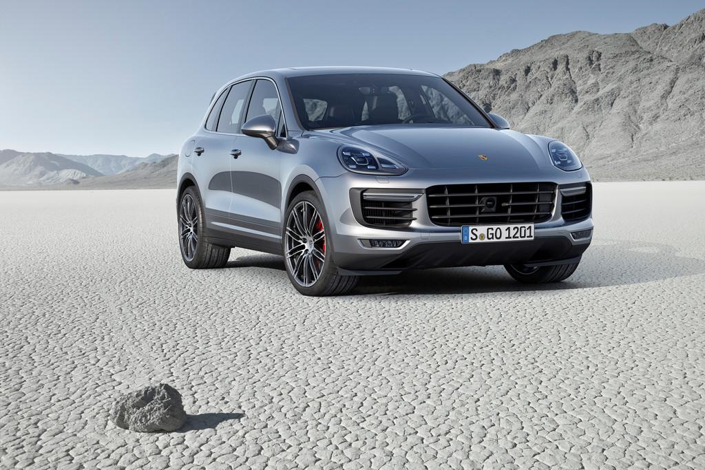 Porsche Cayenne - Nächste Saison mit Plug-in-Hybrid