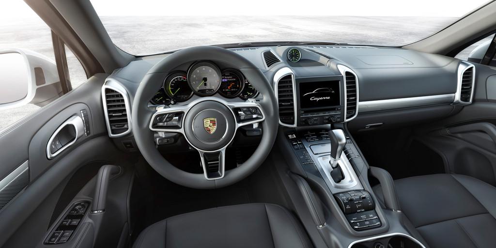 Porsche Cayenne: Nächste Saison mit Plug-in-Hybrid