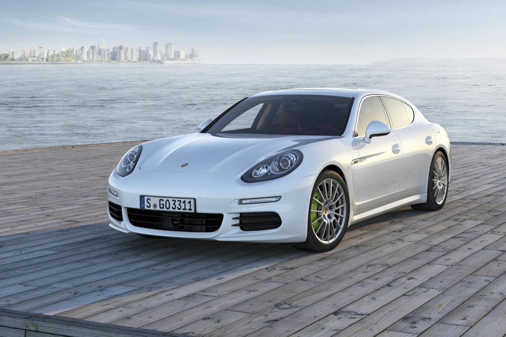 Porsche Panamera S E-Hybrid - Sechs Tausender gespart
