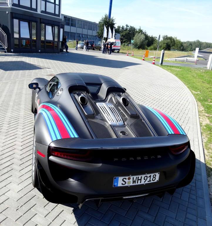 Porsche in Aldenhoven: Sommer-Festspiele