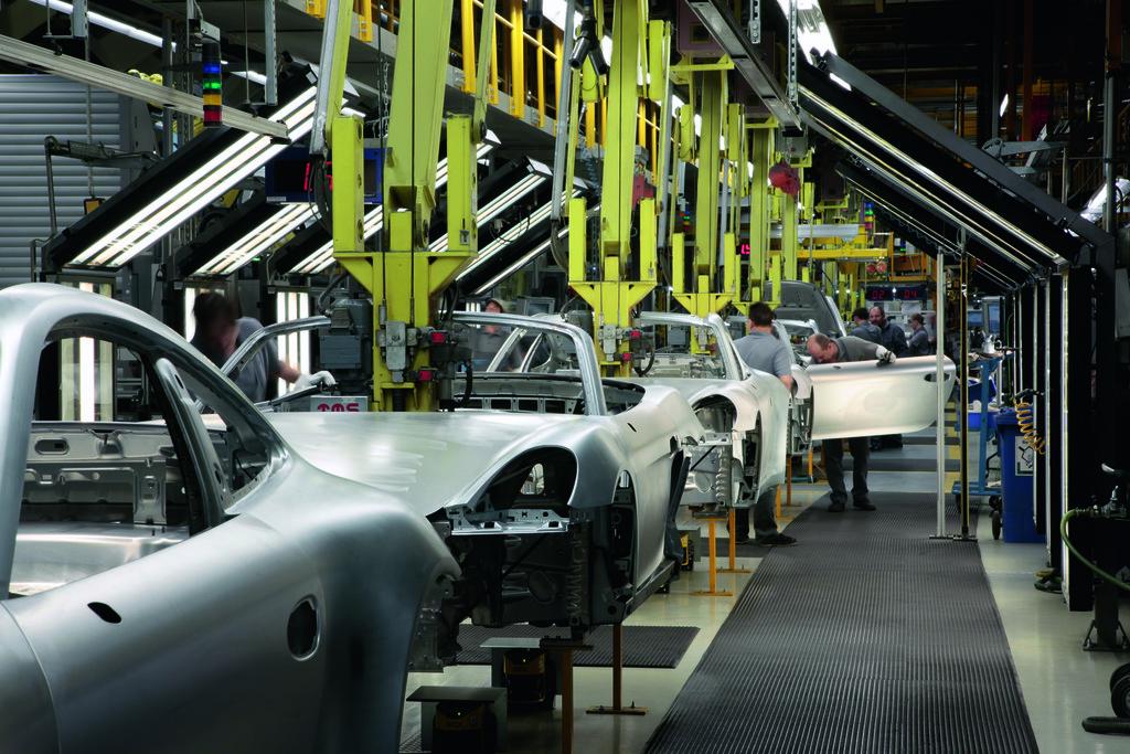 Porsche sichert Zukunft von Zuffenhausen