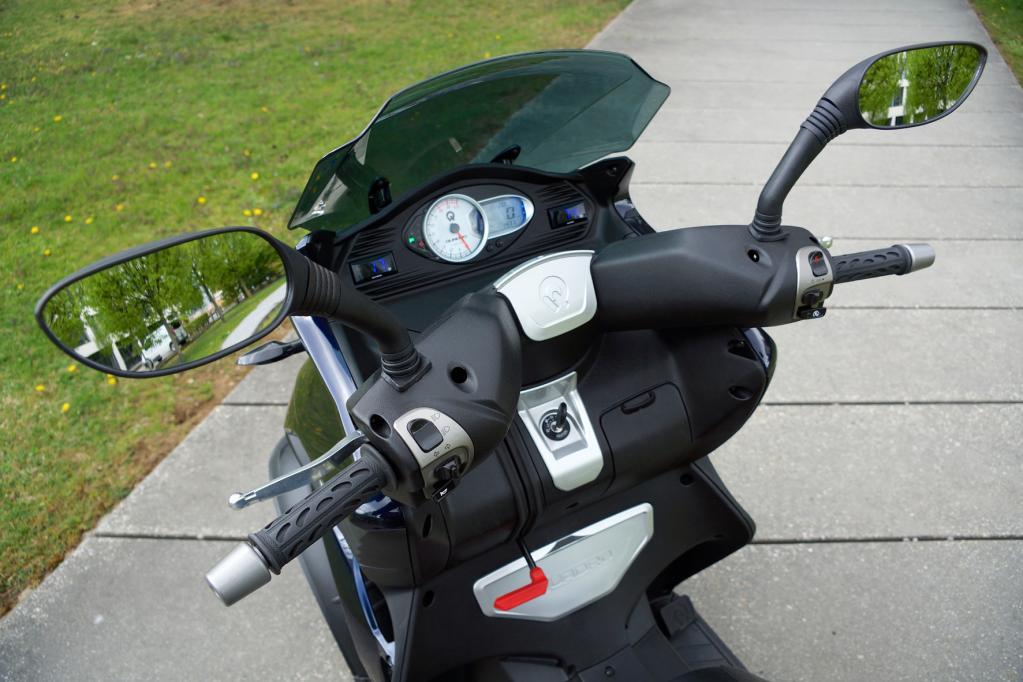 Quadro 350 S: Dreirädriger Querfahrer