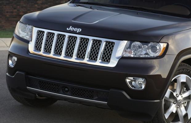 Rückruf - 792.300 Jeep müssen in die Werkstatt