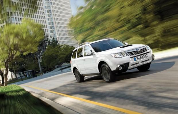 Rückruf: Subaru bremst sich aus