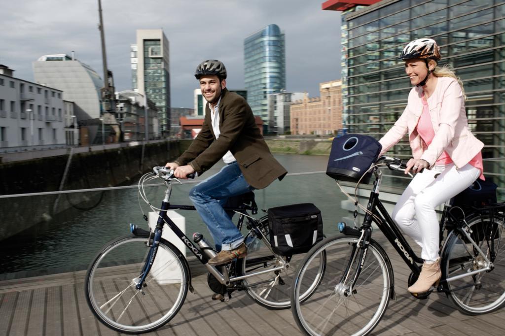 Radfahren mit Helm - In fünf Jahren Standard?