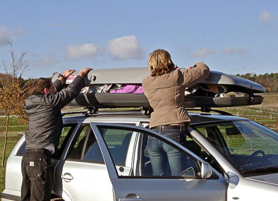 Ratgeber: Dachboxen nicht zu voll packen