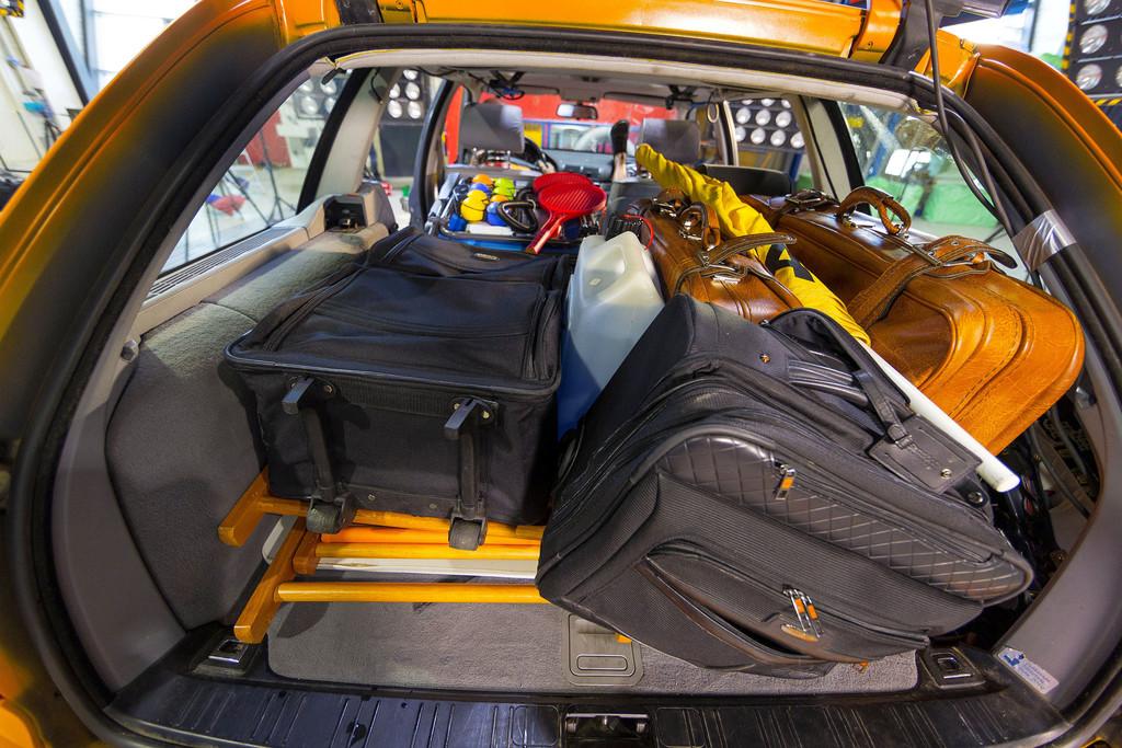 Ratgeber: Damit das Urlaubsgepäck nicht zum gefährlichen Geschoss wird