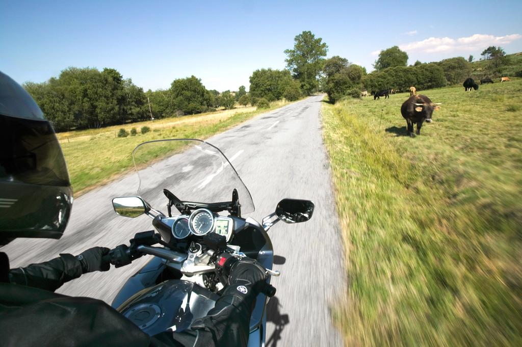 Ratgeber: Motorradfahren bei Hitze