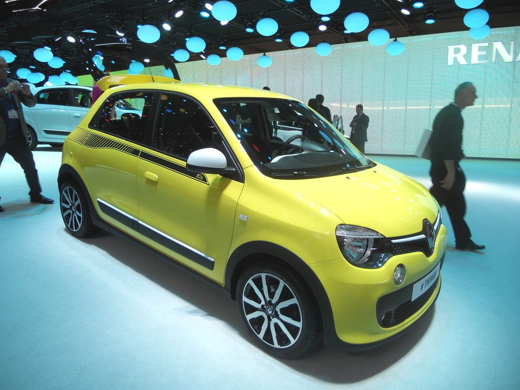 Renault Twingo startet bei 9590 Euro