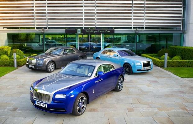 Rolls-Royce gefragt wie nie