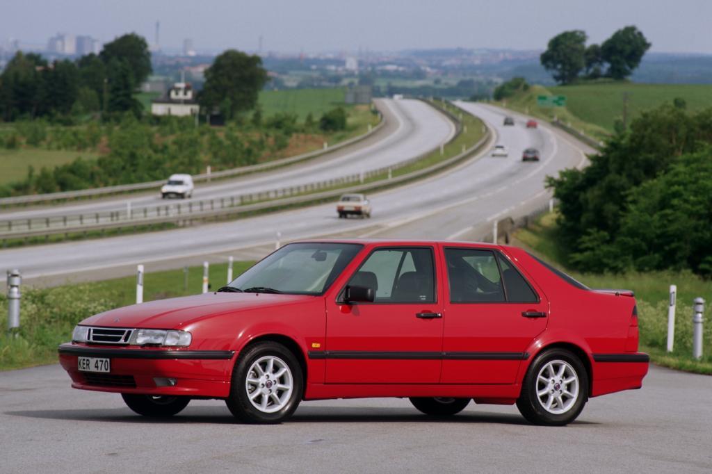 Saab 9000 Anniversary 50 Jahre Saab Autobau 1997