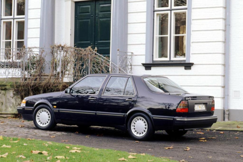 Saab 9000 CD ab 1988