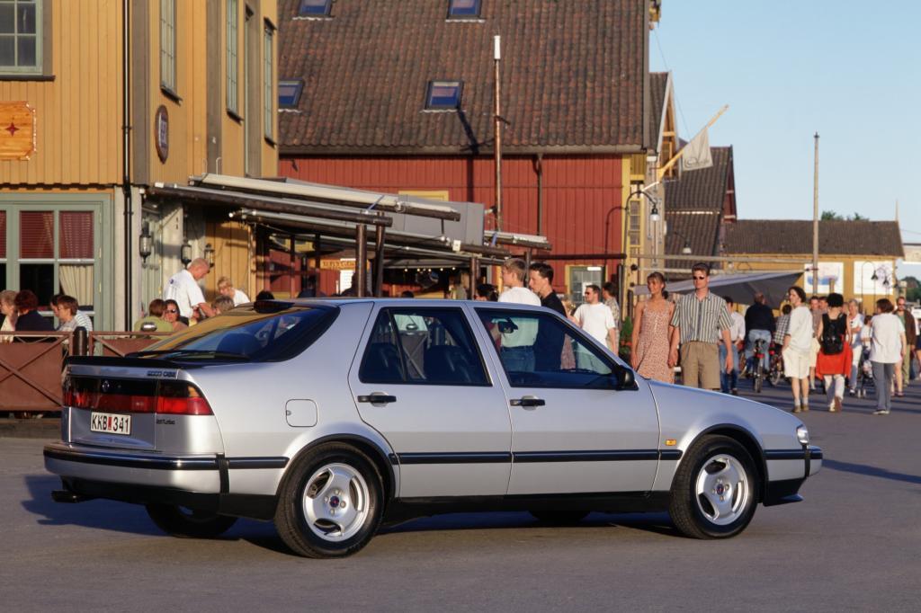 Saab 9000 CSE ab 1998