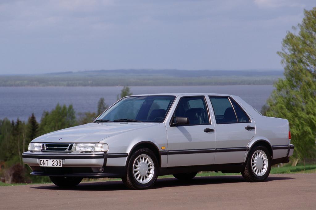 Saab 9000 DCD bzw CDE ab 1997