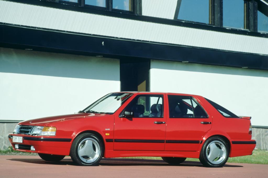 Saab 9000 T16 Aero ab 1991