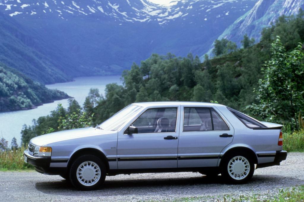 Saab 9000 Turbo ab 1984