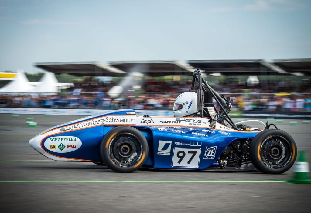 Schaeffler ist Hauptsponsor der Formula Student