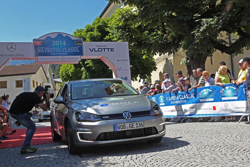 Silvretta-Classic 2014: Kopieren erlaubt
