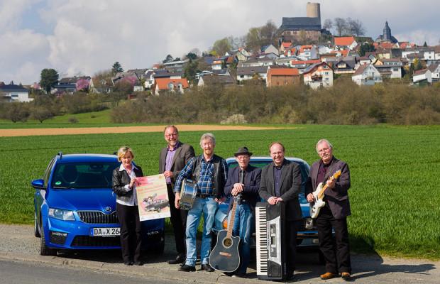 Skoda unterstützt ,Golden Oldies'-Festival