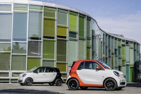 Smart beginnt bei 10 895 Euro
