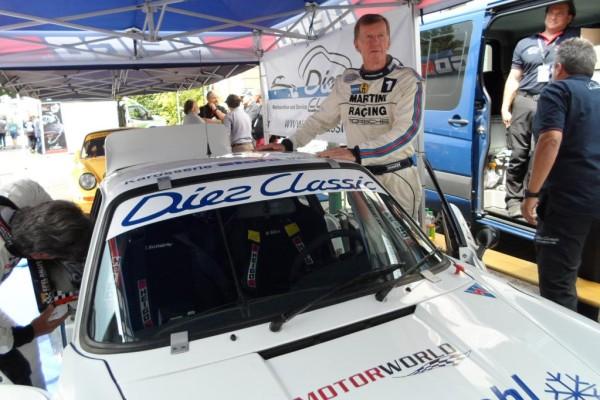 Spa mit den rstigen Rallye-Rentnern