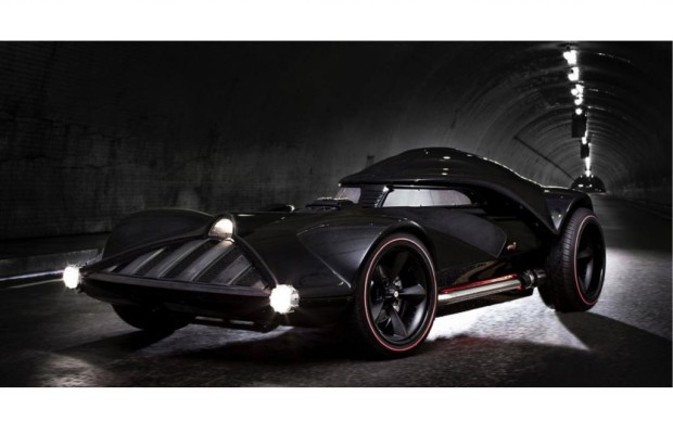 Star-Wars-Auto - Darth Vaders Dienstwagen