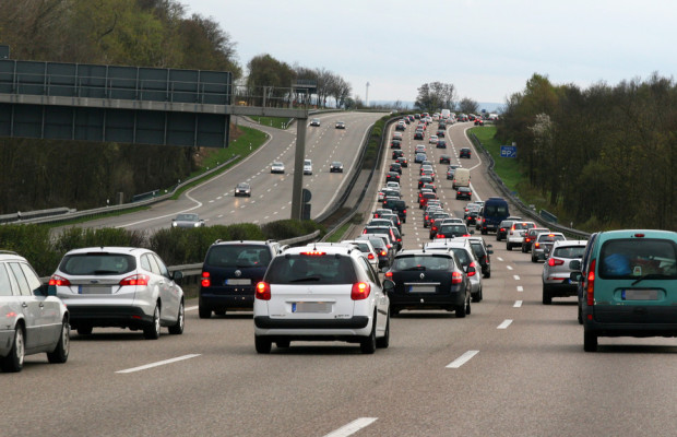 Stauprognose: Halb Deutschland hat Ferien