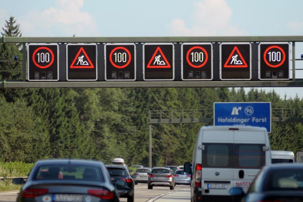 Stauprognose: Urlauber aus ganz Deutschland auf Achse