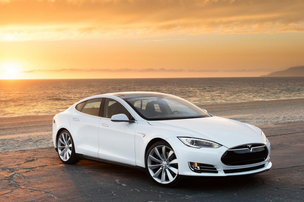 Tesla Model S elektrifiziert die Straen Europas