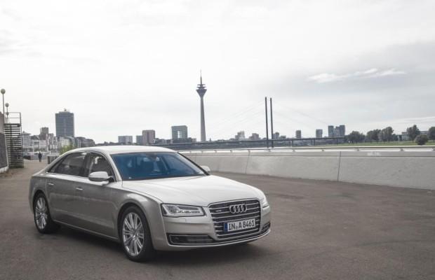 Test Audi A8 TFSI Quattro - Das Chauffeursauto zum selbst fahren