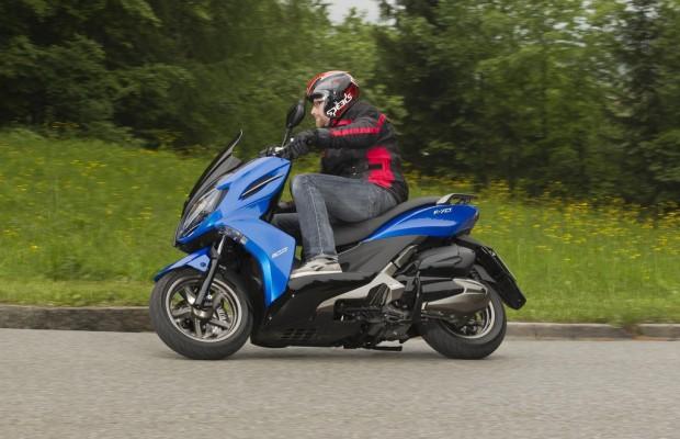 Test Kymco K-XCT 300i: Starker Sprinter