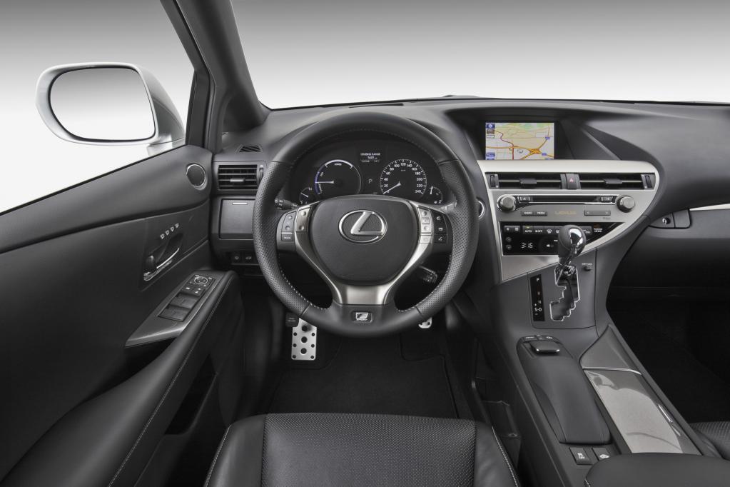 Test Lexus RX Hybrid: Salon auf großen Rädern