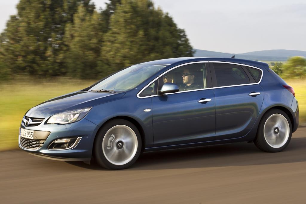 Test Opel Astra 1,6 CDTi - Kaum zu hören