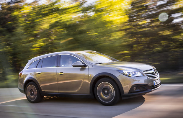 Test Opel Insignia Country Tourer 2.0 SIDI Turbo: Landlust