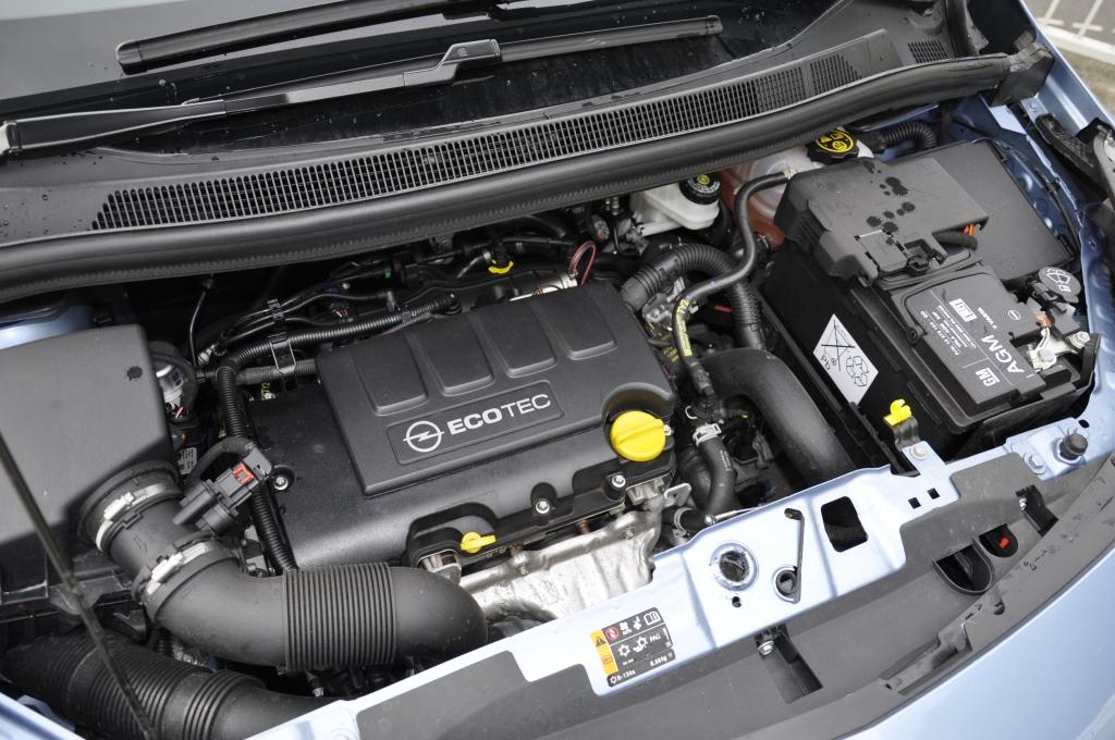 Test Opel Meriva 1.4 ecoFLEX - Die liebgewonnene Bank