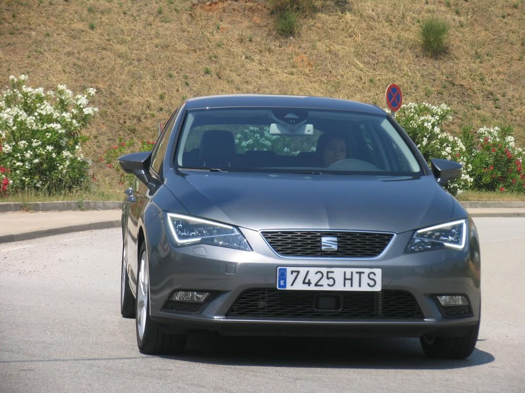 Test Seat Leon 1.4 TGI - Voll Gas