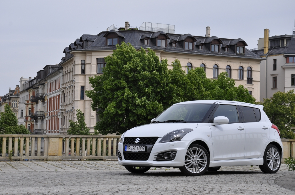 Test Suzuki Swift Sport - Der Name ist Programm