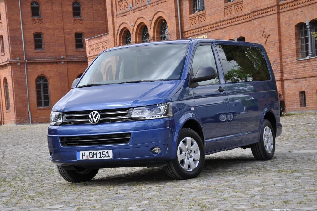 Test VW Multivan TDI BlueMotion - T-Party