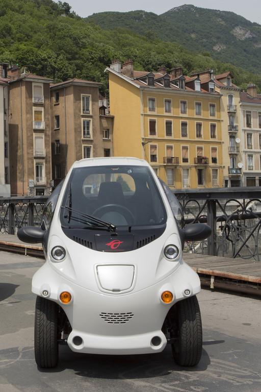 Toyota Car-Sharing-Projekt kommt nach Grenoble