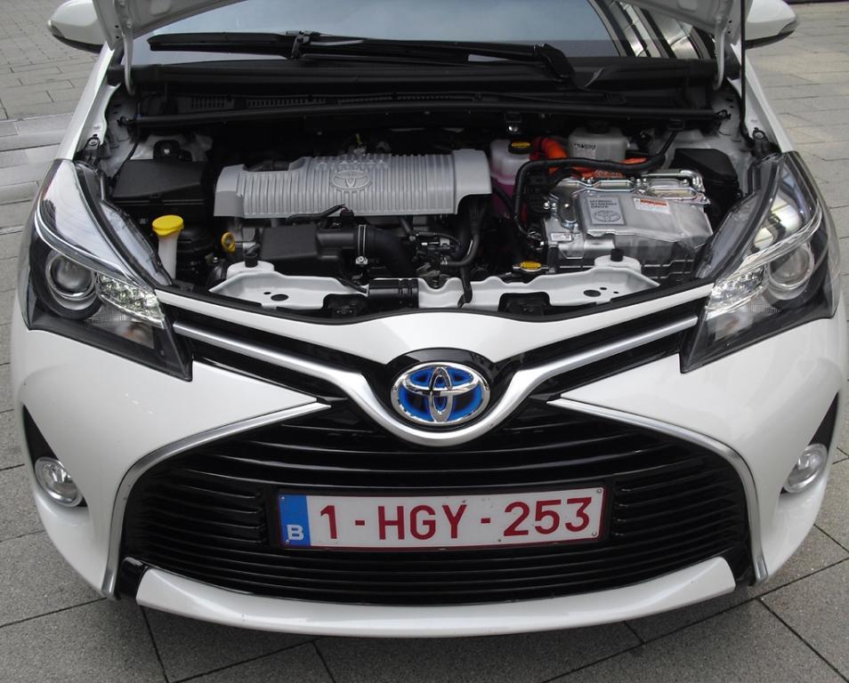 Toyota Yaris: In Europa ist schon fast jeder dritte verkaufte Yaris ein Hybrid.