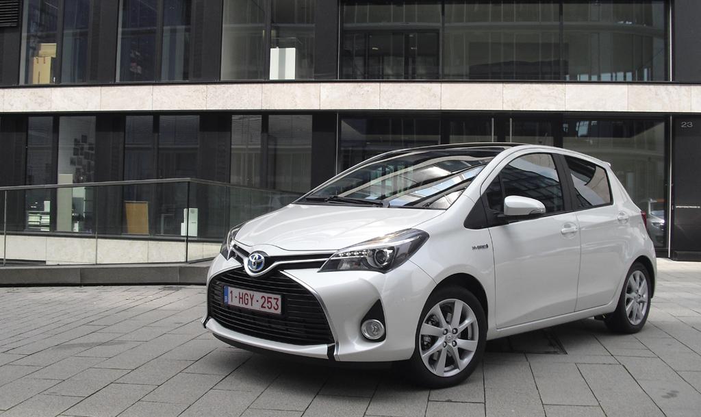 Toyota Yaris: Zwei Benziner, ein Diesel und der Hybrid stehen zur Wahl.