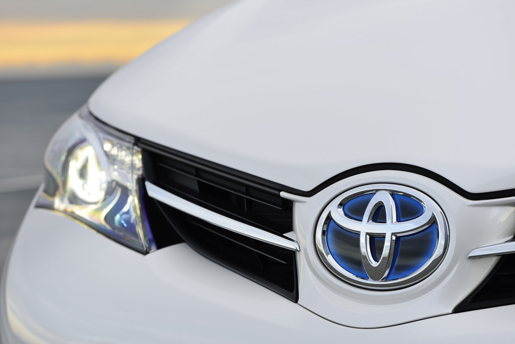 Toyota und Lexus legen in Europa zu